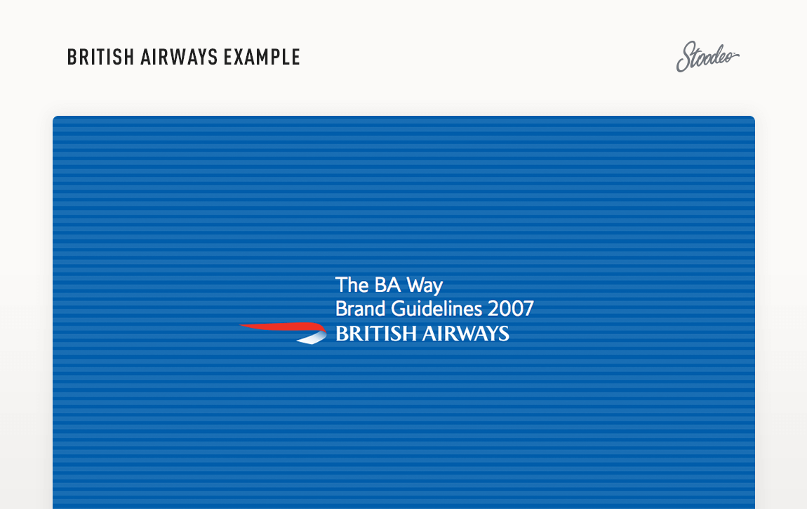 Brand Guideline Style Guide Tyler TX BA