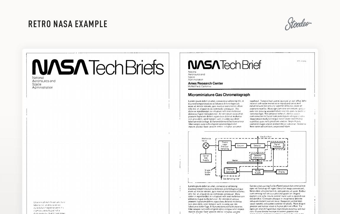 Brand Guideline Style Guide Tyler TX NASA