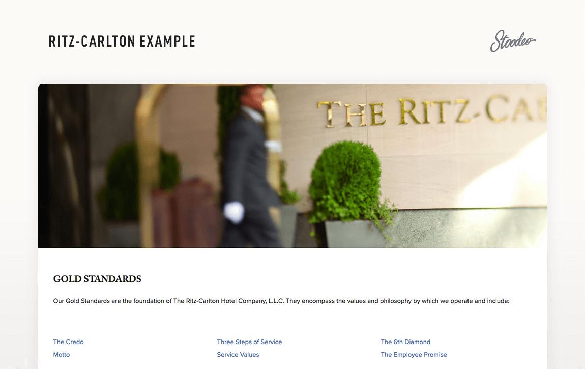 Brand Guideline Style Guide Tyler TX Ritz