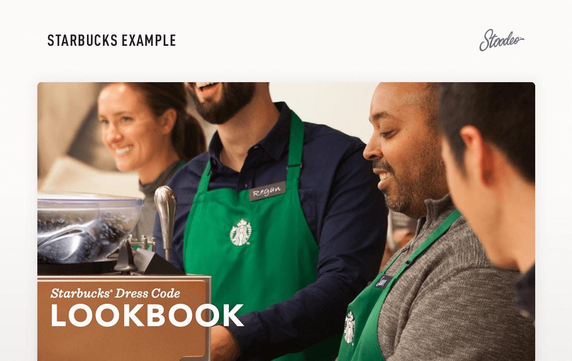 Brand Guideline Style Guide Tyler TX Starbucks