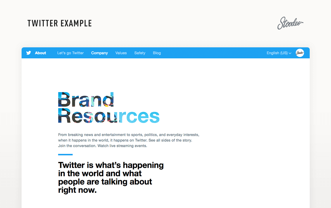 Brand Guideline Style Guide Tyler TX Twitter